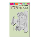 Stampendous - House Mouse Designs - Cling Mounted Rubber Stamps - Coffee Crazy