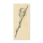 Stampendous - House Mouse Designs - Wood Mounted Stamps - Willow Climb