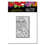 Stampendous - Cling Mounted Rubber Stamps - Cat Love