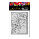 Stampendous - Cling Mounted Rubber Stamps - Friendship