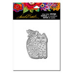 Stampendous - Cling Mounted Rubber Stamps - Feline Friend