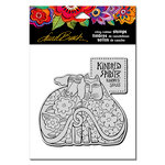 Stampendous - Cling Mounted Rubber Stamps - Kindred Spirits