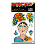 Stampendous - Die Set - Blossoming Woman