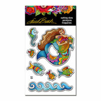 Stampendous - Die Set - Mermaid Fish