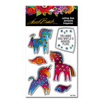 Stampendous - Die Set - Magical Horses