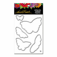 Stampendous - Die Set - Imagine Butterflies