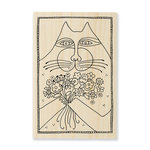 Stampendous - Wood Mounted Stamps - A Bunch of Love