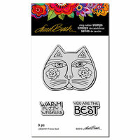 Stampendous - Cling Mounted Rubber Stamps - Feline Best
