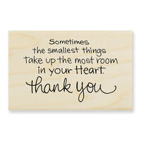 Stampendous - Wood Mounted Stamps - Smallest Things