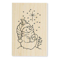 Stampendous - Christmas - Wood Mounted Stamps - Starlight Pals