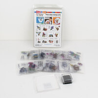 Stampendous - Clear Acrylic Stamps - House Mouse Designs - Mini Clear Set - Everyday