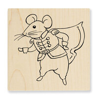 Stampendous - Wood Mounted Stamps - Prince Mouse