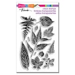 Stampendous - Clear Acrylic Stamps - Summer Leaves