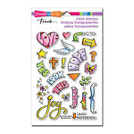 Stampendous - Clear Acrylic Stamps - Bible Journal