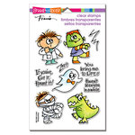 Stampendous - Halloween - Clear Acrylic Stamps - Bring to Life