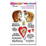 Stampendous - Clear Acrylic Stamps - Gorilla Love