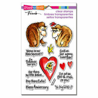 Stampendous - Clear Photopolymer Stamps - Gorilla Love