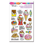 Stampendous - Clear Acrylic Stamps - Sweet Treats