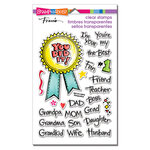 Stampendous - Clear Photopolymer Stamps - Awards