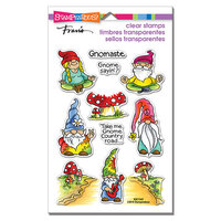 Stampendous - Clear Photopolymer Stamps - Gnomaste
