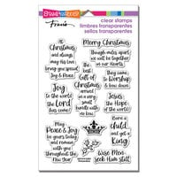 Stampendous - Christmas - Clear Photopolymer Stamps - Child King