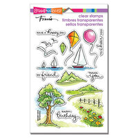 Stampendous - Clear Photopolymer Stamps - Scenic Sampler