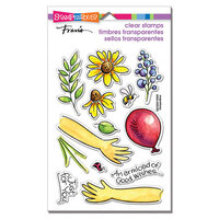 Stampendous - Clear Photopolymer Stamps - Hands Hold