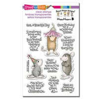 Stampendous - Clear Acrylic Stamps - Friend Wishes