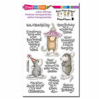 Stampendous - Clear Photopolymer Stamps - Friend Wishes