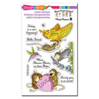 Stampendous - House Mouse Designs - Clear Photopolymer Stamps - A New Beginning
