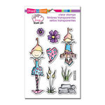 Stampendous - Clear Acrylic Stamps - Whisper Friends