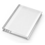 Stampendous - Clear Acrylic Stamp Handle - Medium