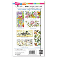 Stampendous - Slimline Acrylic Stamping Handle