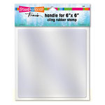 Stampendous - Clear Acrylic Stamp Handle - Square