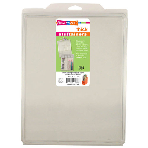 Stampendous - Storage Solutions - Stuftaniers - Thick