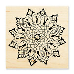 Stampendous - Wood Mounted Stamps - Arabesque