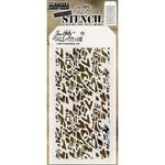Stampers Anonymous - Tim Holtz - Layering Stencil - Heartstruck