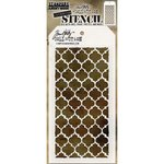 Stampers Anonymous - Tim Holtz - Layering Stencil - Trellis