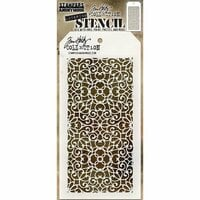 Stampers Anonymous - Tim Holtz - Layering Stencil - Ornate