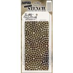 Stampers Anonymous - Tim Holtz - Layering Stencil - Mosaic