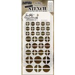 Stampers Anonymous - Tim Holtz - Layering Stencil - Screwed