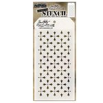 Stampers Anonymous - Tim Holtz - Layering Stencil - Crossed