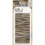 Stampers Anonymous - Tim Holtz - Layering Stencil - String