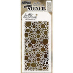 Stampers Anonymous - Tim Holtz - Layering Stencil - Bubbles