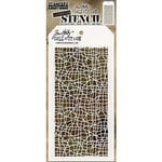 Stampers Anonymous - Tim Holtz - Layering Stencil - Tangled