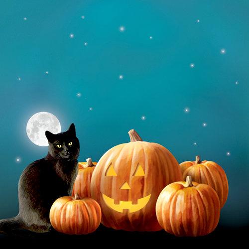 SugarTree - 12 x 12 Paper - Happy Halloween