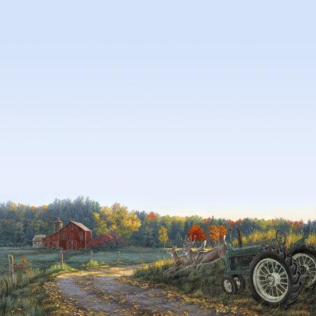 SugarTree - 12 x 12 Paper - Fall Farm