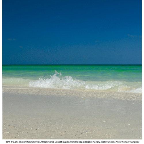 SugarTree - 12 x 12 Paper - Beach