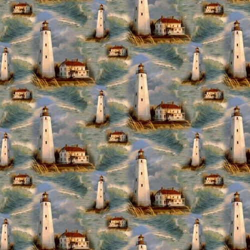 SugarTree - 12 x 12 Paper - Lighthouse Fun