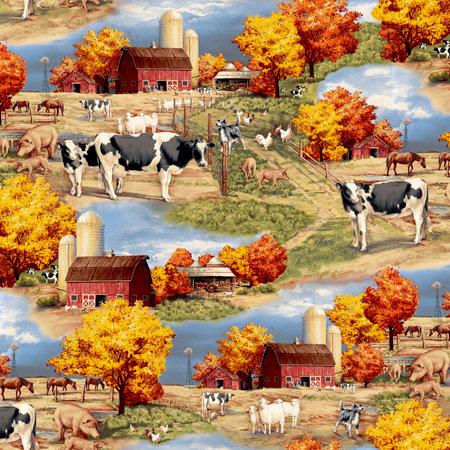 SugarTree - 12 x 12 Paper - Farm Time